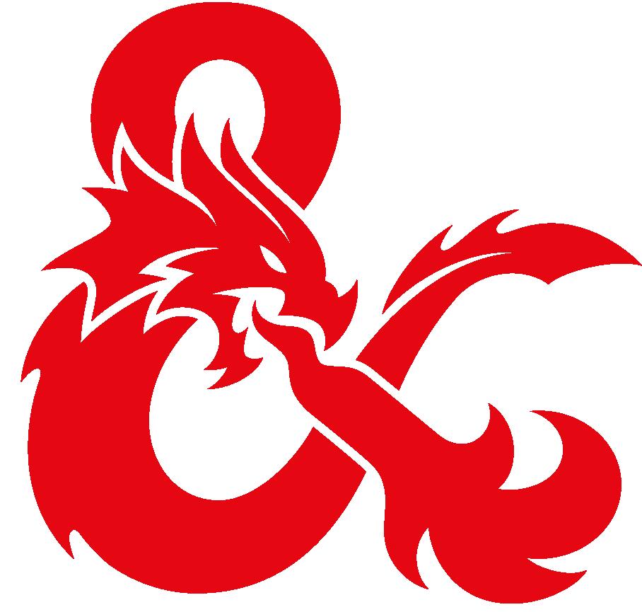 D&D Ampersand Logo
