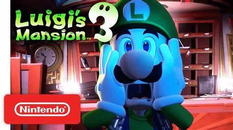 Next Level Games - Luigi's Mansion 3