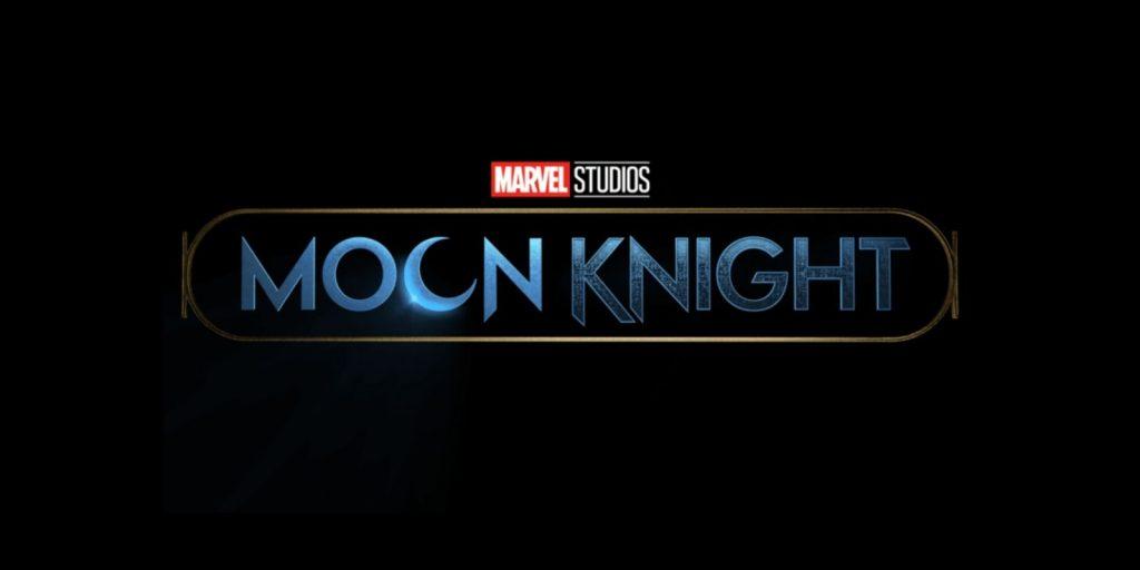 Marvel Studios MoonKnight Logo