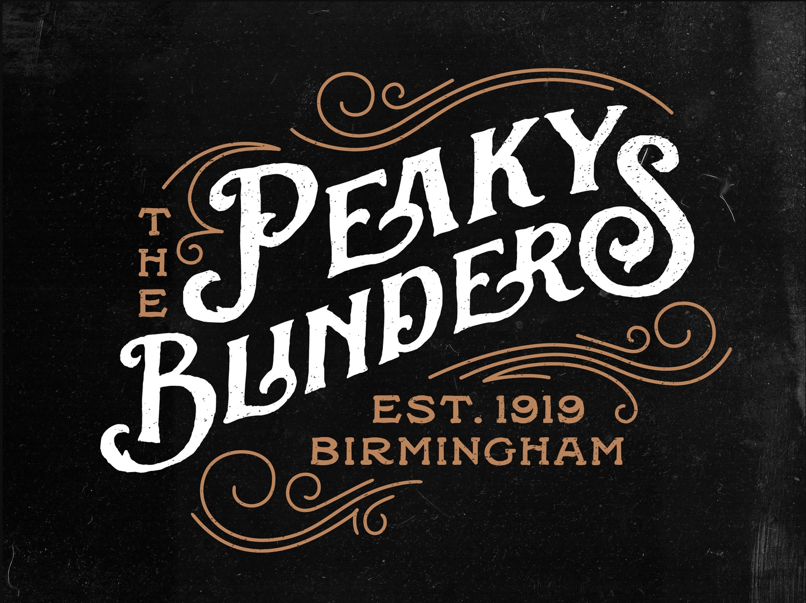 Peaky Blinders, Design by Fasino Design